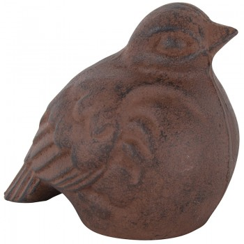 ref.DCT-TT23 pássaro em ferro - grande