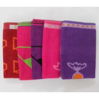 code 050450EV/52RP/52ER/53RP/53LI- 5P kitchen terry towel set - C