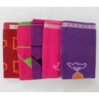 ref.050450EV/52RP/52ER/53RP/53LI-Conjunto de 5 toalhas de cozinha - C