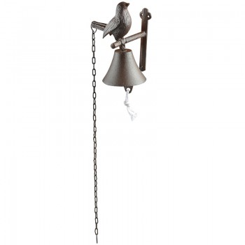 code DCT-DB86- DoorbellL- Bird with chain