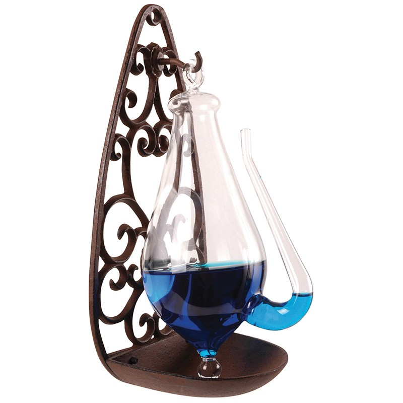 code DCT-TH31-Thunderglass with cast iron holder