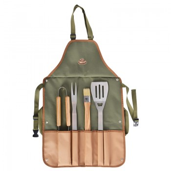 code DCT-GT91 - BBQ Apron with tools