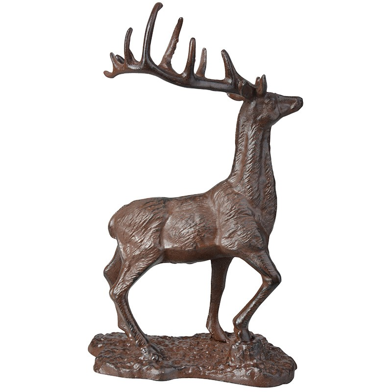 code DCT-TT189 - Cast iron deer