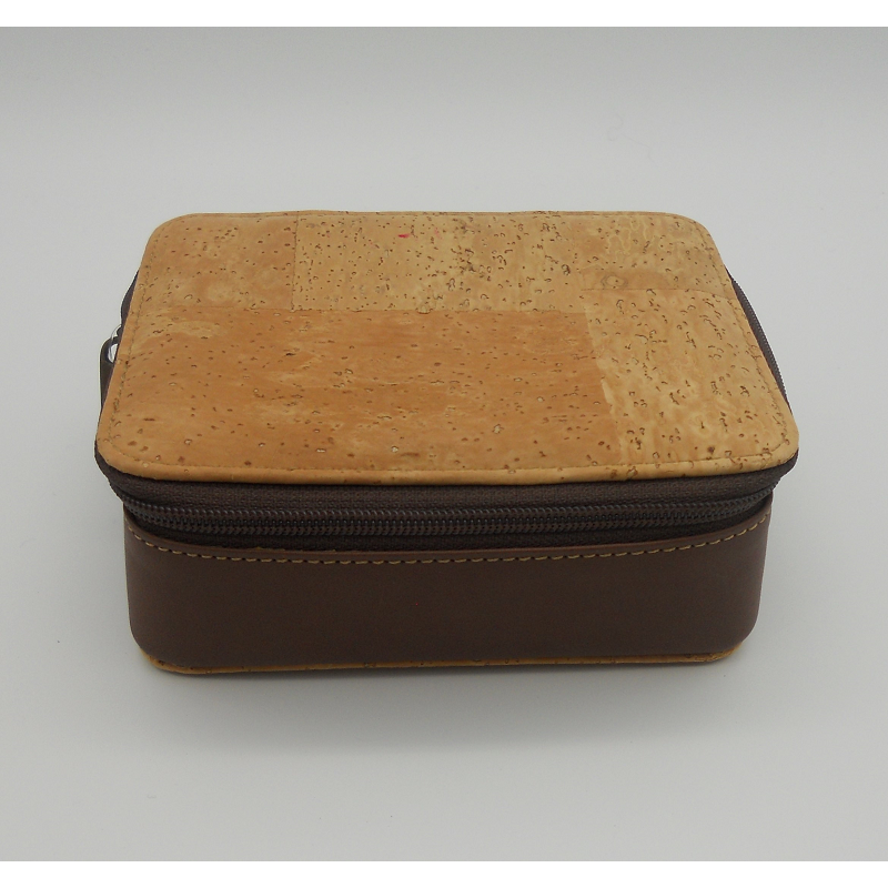 code 071208- Leather cork and leather grease box