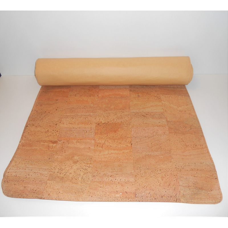 code VK-SKU5364310- Leathercork tablerunner