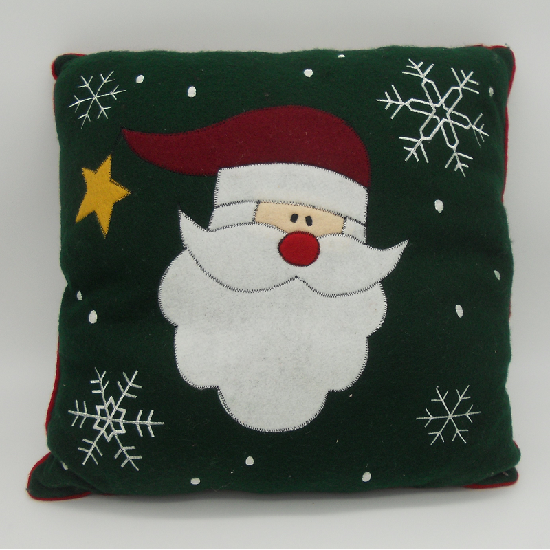 code-050616-PN- Santa Claus cushion - 40x40 cm