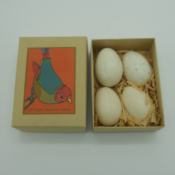 ref.048008 - Caixa de sabonetes - Ovos