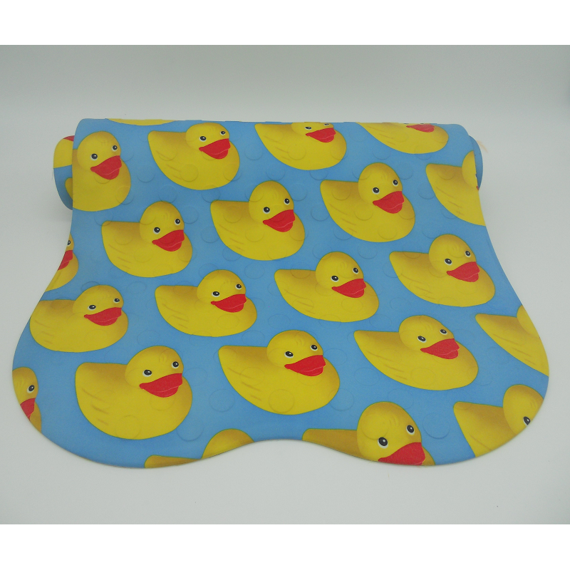 "code 039506 - Non slip shower mat - Patos/""Ducks"""