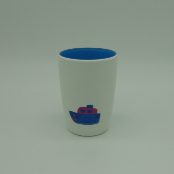 code 039507- Child bathroom set - Ferry - tooth cup