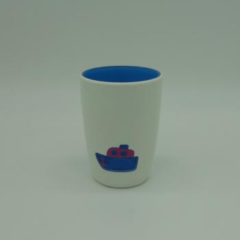 ref.039507- Conjunto para casa de banho - Ferry - copo de dentes