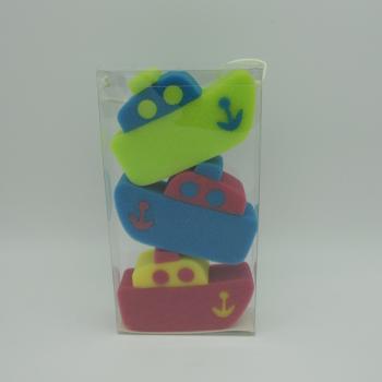 Code 039508 - Child bath set - Ferry - Sponges