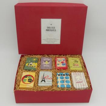 ref.048001-Caixa de sabonetes Vintage Confiança Pop (pequeno)