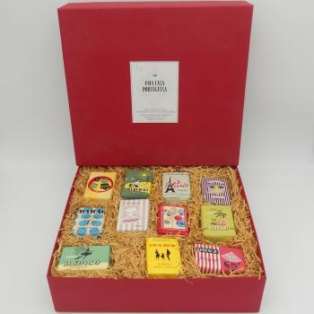 ref.048003- Caixa de sabonetes Vintage Confiança Pop (médio)