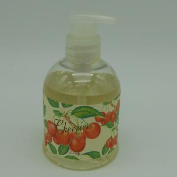 ref.048028-C-Sabão liquido - Cherries