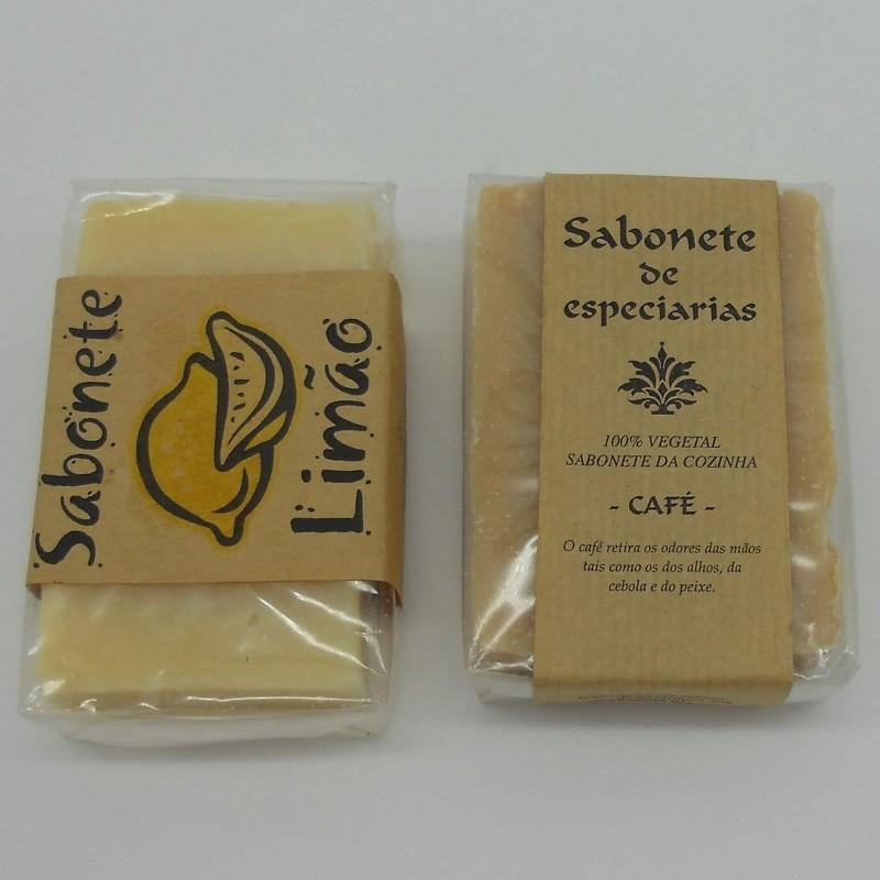 """ref.048054/55-Duo de sabonetes """"removedores de cheiros"""" -  nº1"""