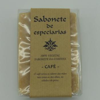 code 048055 - coffee soap
