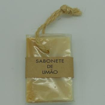 code 048056 - hanging lemon soap