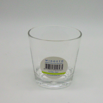 code 039810 - Bathroom kit - Clear - tooth tumbler