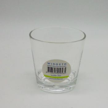 ref.039810 - Kit de casa de banho - clear - copo de dentes