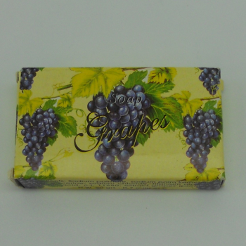 ref.P-2-Grapes- sabonete de visita grapes