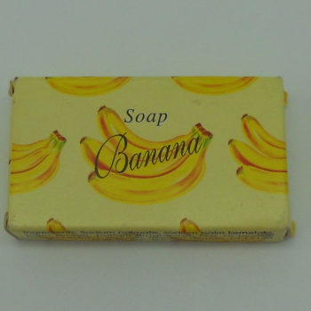 code P-Banana- Banana mini soap