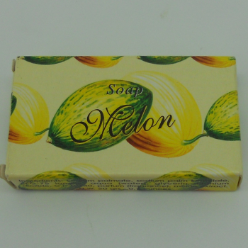 code P-3-Melon- Mini soap melon