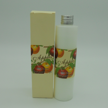 code P-1-Apples- Apples body lotion