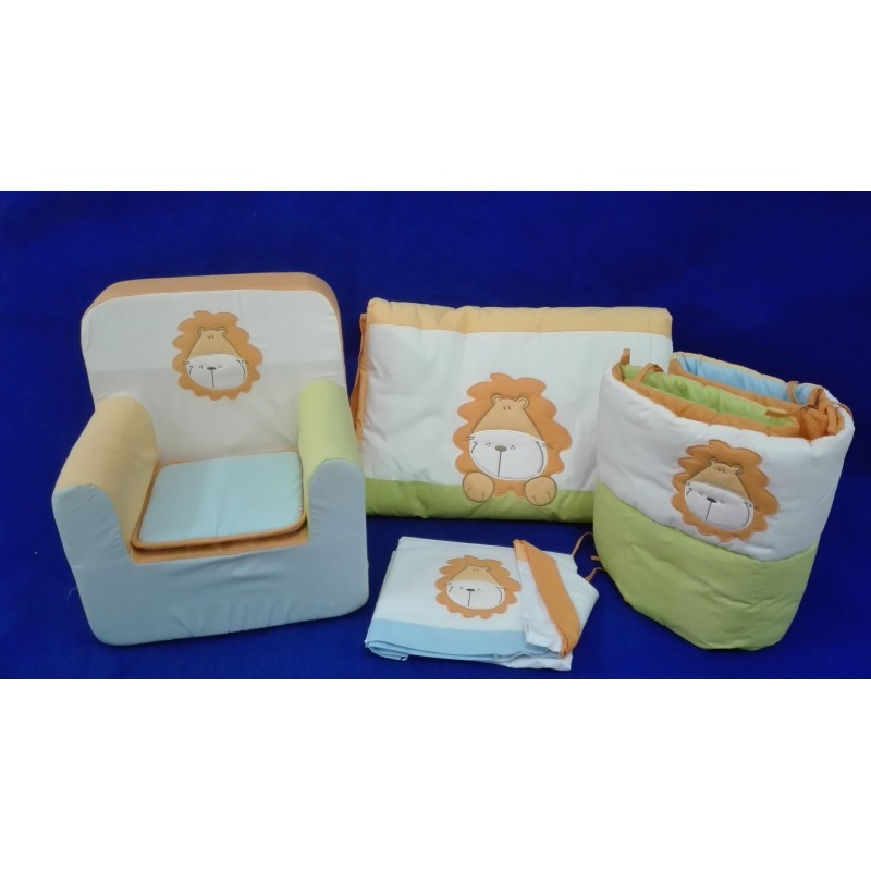 code 050020-I-Pack Lion - Toddler and Baby