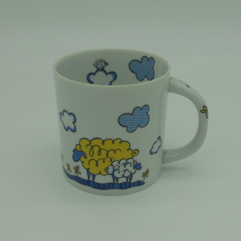 code 500005-Baby dinner set - Big Sheep/Little Sheep-mug
