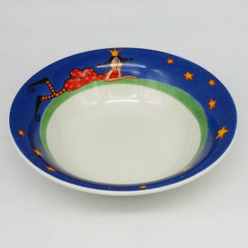 "code 500000-Baby dinner set ""Era uma vez""/""Once upon a time""- cereal bowl or soup"