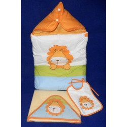 code 050020-B - Pack Lion - Newborn baby