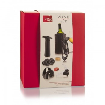 code 039049 - 8Pc Wine Accessories Set (F)