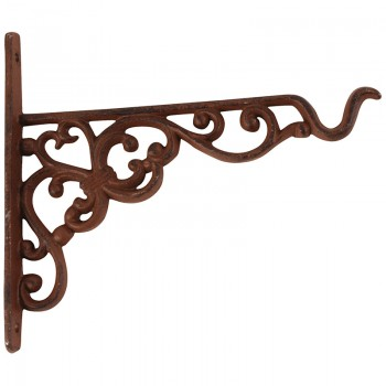 code DCT-BPH28 - Cast iron basket hanging hook - small