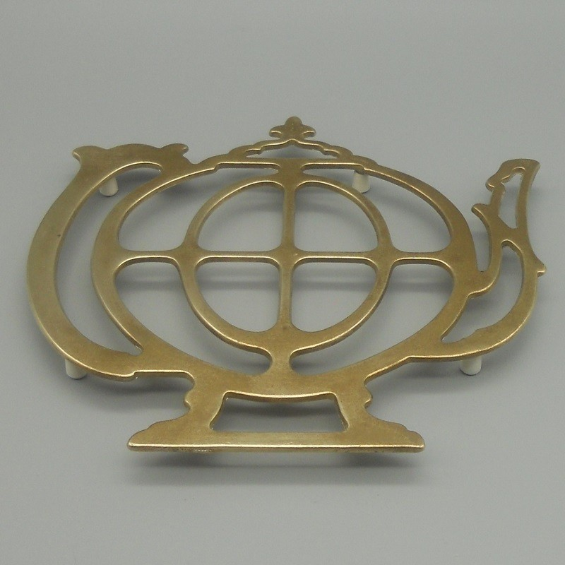 code 034016-2 - Trivet - Teapot