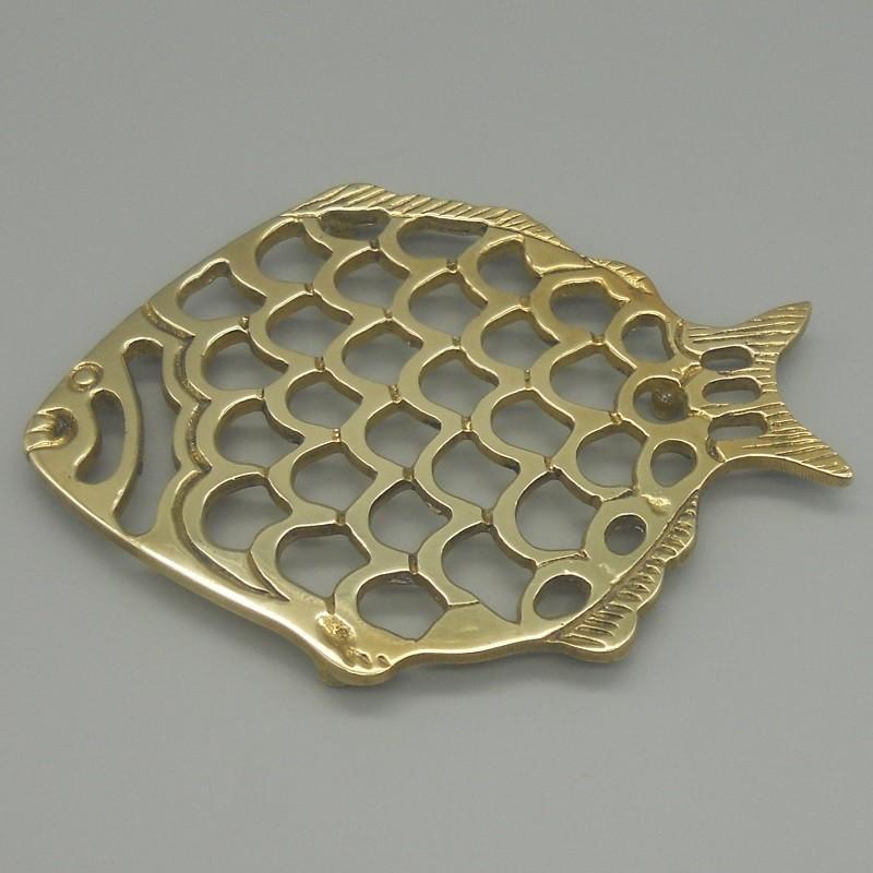 code 034017-2 - Trivet - Fish