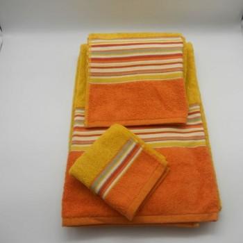 code 050208-3B-AF-3 Pc Bath towel set - Funny 955