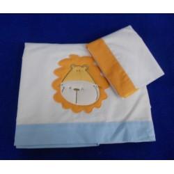ref.050020-I-conjunto de lençóis e almofada