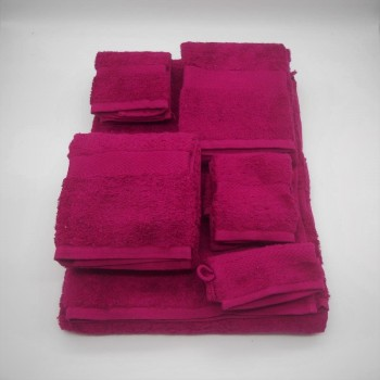 code 050263-GS - 5 Pc A Bath towel set and Bathmit - GS