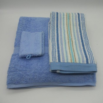 """ref.050272 - Trio """"banho azul"""""""