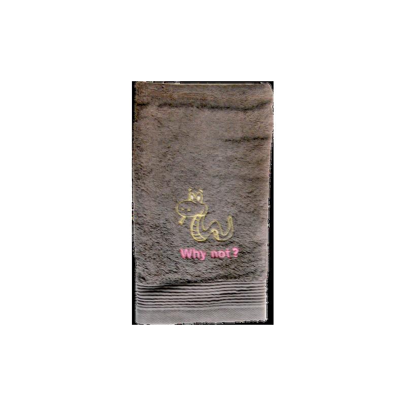 ref.050211-TA-CZ-B102-Toalhete Valentine cinzento