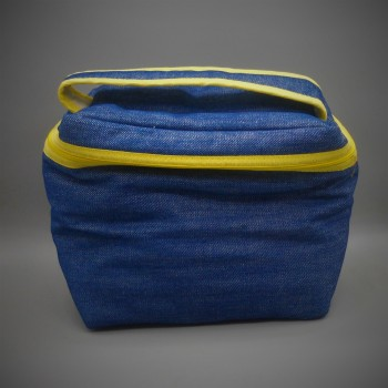 code 050802-AM - Denim toilet bag