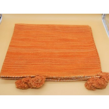 code 050611-100x150-LA- Cotton 100x150 mat - orange