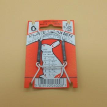 ref,034208N0 - Aranha para pratos com protecção de plástico - nº 0