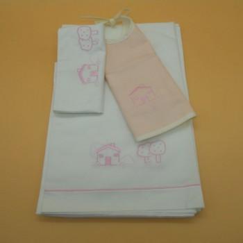 code 050021 - Baby pack - Casinhas