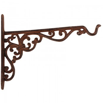 code DCT-BPH29 - Cast iron basket hanging hook - Large