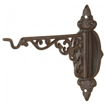 code DCT-LH241- Cast iron basket hanging hook - Long swivel