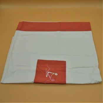 code 050219-240x285-BJ-SA-Kamasutra 0 bed sheet set 240x285 - salmon - pillow cover