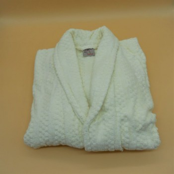 code 050210-RT-M-BG - Bathrobe - Beije - M