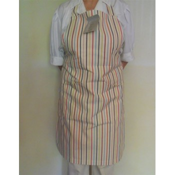 code 050419/20-N5 - Apron and matching child apron set - Rudolph/Clown - apron