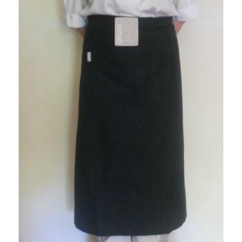 code 050413-H1 - Waist apron - Marmite - Noir